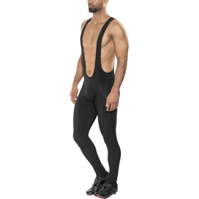Gonso Cycle Culotte largo con tirantes Hombre, black